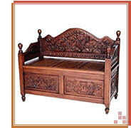 Antique Reproduction Living Room Furniture
