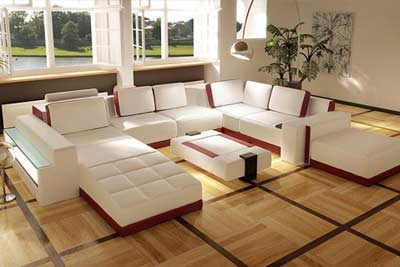 Living Room Remodeling- Flooring