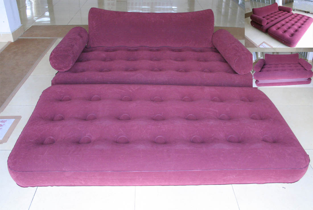 sofa beds on Inflatable Sofa Bed  Excellent Guest Bed Solution  Sofa Beds  Sofabed