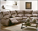 Leather Living Room Recliners