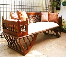 Living room beds modern living room bed living room for Diwan design 2018