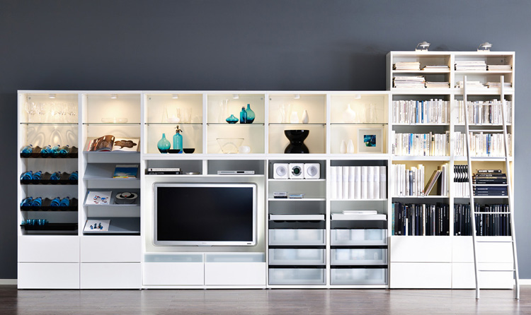 living room storage cabinets