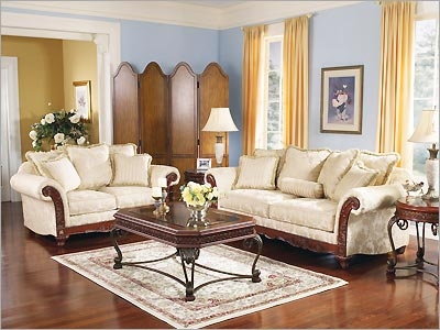 Traditional Living Room  on Traditional Furniture  Traditional Living Room Furniture Sets