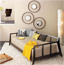 Round Wall Mirror Round Decorative Mirror Round Wood Mirror Round