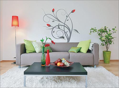 Living Room DecorationWall Art IdeasRoom Decorating Designs Adorable Decorated Walls Living Rooms