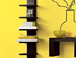 designer bookcase wall unit - Designer Wall Unit