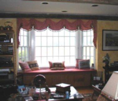 Bay Window Kitchen Curtains Curtain Design