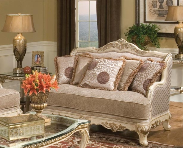 Antique Living Room Furniture Styles Of
